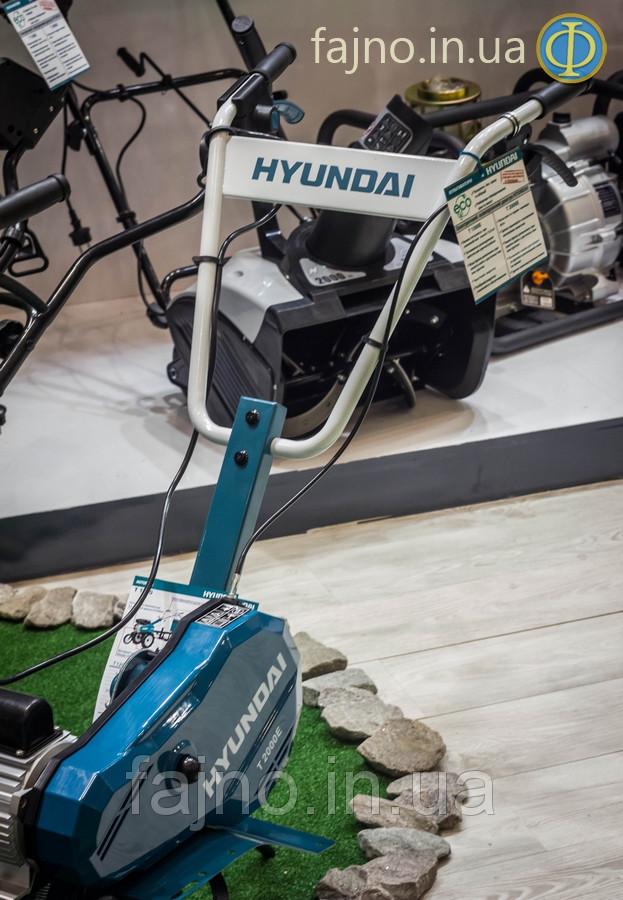 электрокультиватор Hyundai T2000E ремни