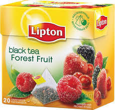 Чай Lipton Forest Fruit