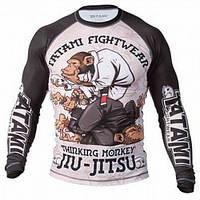 Рашгард Tatami Fightwear Thinker Monkey