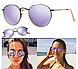Солнцезащитные очки Ray-Ban Round Lilac Mirror RB3447 167/4K 50, фото 5