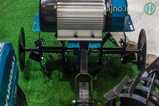 электрокультиватор Hyundai T2000E