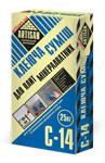 Клей для минеральной ваты Артисан С-14 (25 кг)