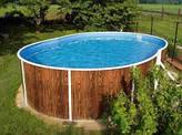Каркасный бассейн Азуро на долгие годы