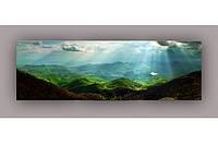 Светящиеся картины Startonight Горы Природа Пейзаж Печать на Холсте Декор стен Дизайн дома Интерьер