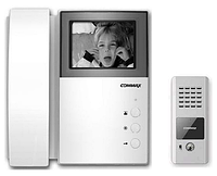 Комплект  видеодомофона COMMAX DPV-4HPN+DRC-4BPN2 // 41156