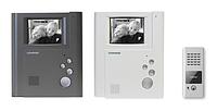 Комплект  видеодомофона COMMAX DPV-4LH+DRC-4BPN2 // 41157