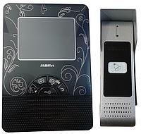 Комплект видеодомофона SIGMATek VDP-100 // 41182
