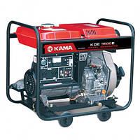 Дизельные генераторы KAMA KDE3500E