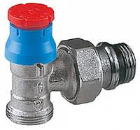 "Угловой термостатический клапан Giacomini (1/2""х16) R411X033"