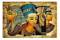 Светящиеся картины Startonight Египет Печать на Холсте Регилия Боги Фараон Декор стен Дизайн дома Интерьер 120х80