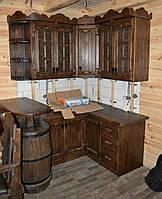 Индивидуальная кухня под старину