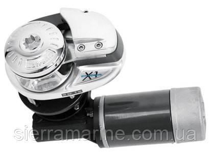 Вертикальная якорная лебедка шпиль PROJECT X1: 500 Вт 12 В.