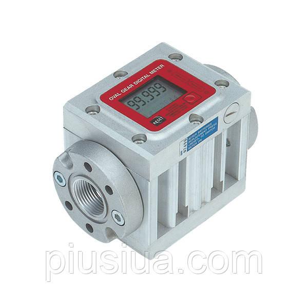 Счетчик топлива PIUSI K600/4  15-150 л/мин