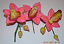 Матеріали для створення квітів (дріт, тичинки, флор. стрічка)
