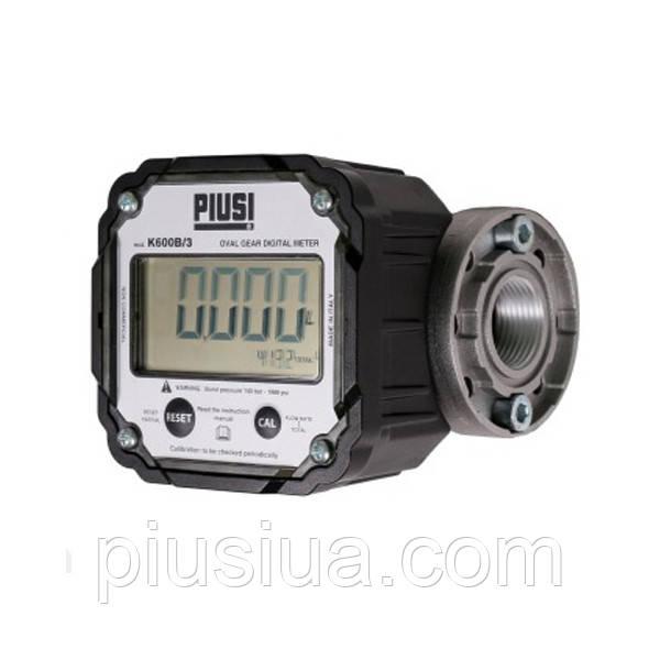 Электронный счетчик для дизельного топлива PIUSI K600 B/3 diesel