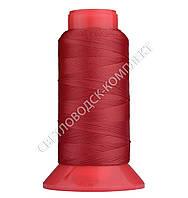 Нитка швейная TITAN (Турция) № 40, для машинки Версаль (270DTEX X3), цв. красный (533), 500 м