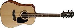 Акустическая 12-стр. гитара Cort AD810-12 Open Pore