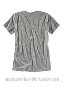 Женская футболка BMW V-neck T-Shirt, Ladies, Aluminium Grey Melange
