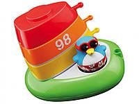 Игрушка для ванны Water Fun Пингвинчик на лодочках