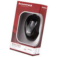Мышь Lenovo Optical Mouse черная