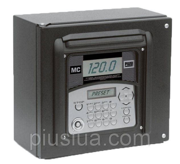Электронная панель управления и контроля MC BOX 12V