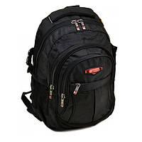 Городской рюкзак нейлоновый Power In Eavas 7874 black, фото 1