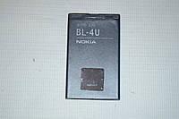 АКБ ОРИГИНАЛ BL-4U Nokia Asha 300 305 308 311 | 500 600 3120 5250 5330 5530 5730 6212 6600 8800 C5-03 1000mAh