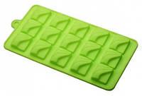 Форма шоколад / Лед плитка 15 шт 20*12*2см AI 7149