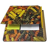 Блокнот-планшет NotePad со стикерами Post-it «Макароны»