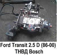 Топливный насоc на Daf LDV Convoy 2.5 D (ЛДВ Конвой 98-02). Б/у, проверенный ТНВД Bosch на Форд Транзит.