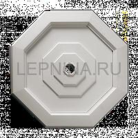 Розетка из гипса р-109 Ø410