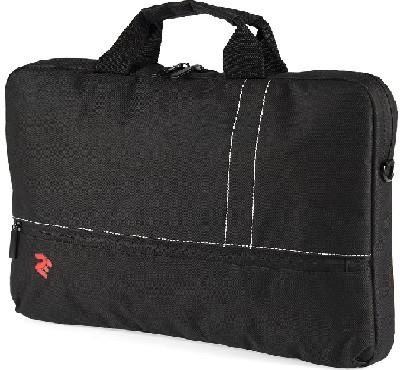 """Удобная сумка для ноутбука 2E-CBN516BK 16"""" чёрная"""