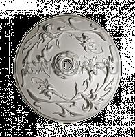 Розетка из гипса р-110 Ø400