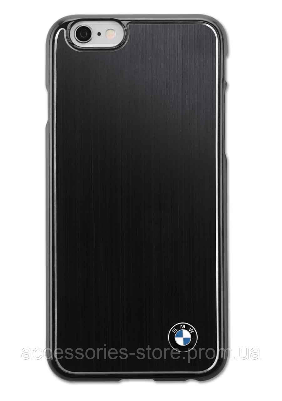 Крышка BMW для iPhone 6, Hard Case, Aluminium, Black