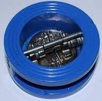 Клапан обратный межфланцевый Ду100 Ру16