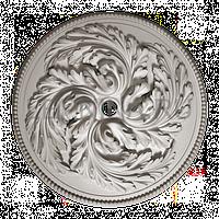 Розетка из гипса р-115 Ø795