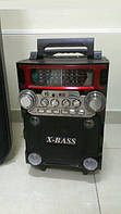 Акустика на аккумуляторе с микрофоном RX-2088, фото 1