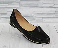 Балетки. Открытые туфли. Натуральная кожа 0737, фото 1