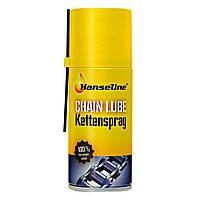 Смазка для цепи спрей Нanseline Chaine Lube Kettenspray, 150мл