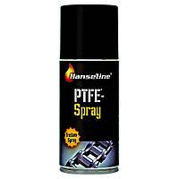 Смазка для цепи спрей Hanseline PTFE Spray, 150 мл (тефлоновый)