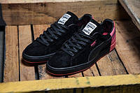 Мужские кроссовки Puma Suede Triple Black
