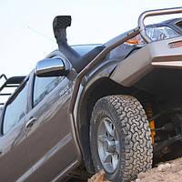 Боковые Защитные  Дуги ARB для Toyota Hilux 05-15 для авто с расширителями крыльев