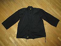Кимоно ЧЁРНОЕ RONIN для боевых искусств, 170-180