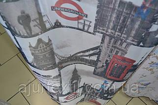 """Тюль """"Лондон сити"""", фото 2"""