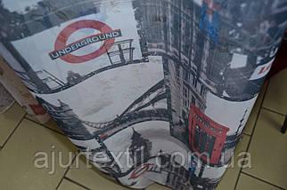 """Тюль """"Лондон сити"""", фото 3"""