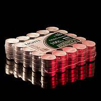 Свечи чайные таблетка 100 шт/уп.(ХозСвеч_таблетка100)