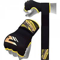 Бинт-перчатка RDX Inner Gel Black S