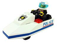 """Конструктор Brick """"Полиция"""" Береговая охрана (39 деталей)"""
