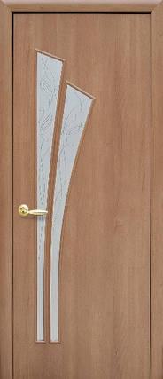 Модель Лилия ПВХ стекло Р межкомнатные двери, Николаев, фото 2