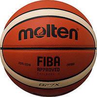 Мяч баскетбольный Molten, Код - BGF7X